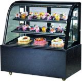 Showcase de Refrigeratredcake (vidro curvado)