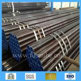 Pipe sans joint d'acier du carbone d'ASTM A106 gr. B Sch80