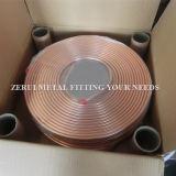 6mm Abkühlung-Grad-weiches getempertes kupfernes Gefäß