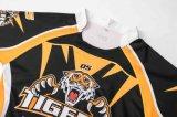 Projeto barato feito sob encomenda do Sportswear das camisas de Jersey do rugby do Sublimation