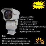 Пограничного контроля тепловой обработки изображений камеры безопасности