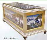 Jh-Sh sarcófago de cristal de lujo