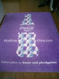 Coperta in pieno stampata del panno morbido di alta qualità (SSB0102)