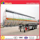 반 기름 물 스테인리스 알루미늄 합금 유조 트럭 트레일러