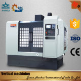 Центр машины CNC филировальной машины Vmc855L миниый вертикальный