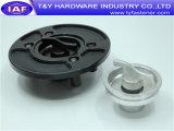Peça de alumínio personalizada alta qualidade do CNC