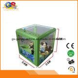 Jogos Arcade baratos Rubik's Cube Candy Commercial Crane Toy Claw Machine para venda Malásia