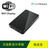 Affichage WiFi Partager Android Ios Miracast la recopie vidéo Airplay HDMI+AV+Mini USB
