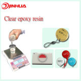 Clear Crystal Epoxy Resin for Smart ID Card