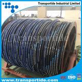 """China-flexibler hydraulischer Schlauch-Preis-Lieferant 4sp/4sh (3/8 """" 1/2 '' 3/4 '')"""