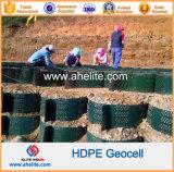 China de fábrica de plástico HDPE Geoceldas Geoweb con el certificado CE