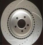 De AutoSchijf van uitstekende kwaliteit van de Rem van Vervangstukken voor Mitsubishi OE: MB407038