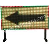 Matrice Couleur P10 12V trafic électronique étanche extérieur Carte d'affichage à LED