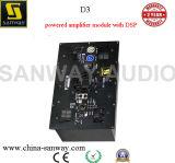D3 Sanway 3 CH DSP Verstärker-Baugruppe