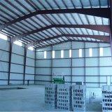 Industrielles helles Stahlgebäude mit bestem Entwurf und Herstellung