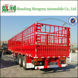 3 Vee dat het van uitstekende kwaliteit van Assen 40-60t Semi Aanhangwagen Vervoer