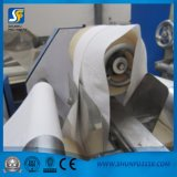 Tejido de /Facial del tejido del pañuelo/cadena de producción automáticos completos de la toalla de mano máquina