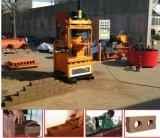 Machine de fabrication de brique automatique d'argile dans Guangzhou Chine