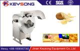 ほとんどの薄いスライスサツマイモのスライサーかポテトのスライサー機械電気ポテトチップのスライサー