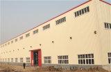 Edificio ligero prefabricado del taller y del almacén de la estructura de acero (KXD-SSB116)