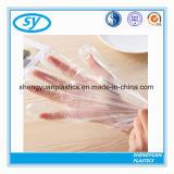 Высокое качество PE прозрачные Одноразовые пластиковые защитные перчатки