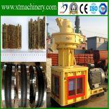 Aprovado pelo mercado da UE, máquina de granulação de madeira de nova energia para biomassa