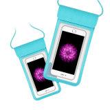 Sacs imperméables à l'eau plongeants de qualité neuve pour le téléphone mobile