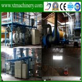 L'Avance automatique du processus de chaleur constante 3 à 4 tonne par heure de sortie de presse à granulés