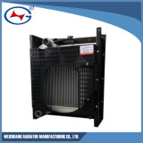 Wp4d108e200: 디젤 엔진 발전기 세트를 위한 물 구리 방열기