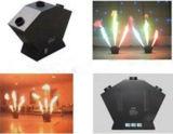 DJ Discoteca 3 Chefes DMX Máquina Sprayfire Efeito de palco do Controlador