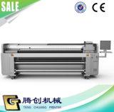 Máquina de impresión digital para material enrollado
