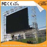 풀 컬러 P6.67 옥외 임대료 LED 단말 표시 스크린