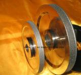 Entkernende Diamant-Schleifscheibe für optisches Glas