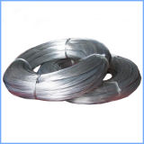 Arame de ferro de aço galvanizado quente quente para construção