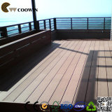 Planta de assoalho composta Anti-UV do terraço de Seaview da plataforma da madeira Plastic/HDPE