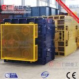 Gewinnende Steinzerkleinerungsmaschine-Maschine für Wechselstrommotor mit dreifacher Rollen-Zerkleinerungsmaschine