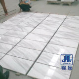 Telhas de mármore brancas de Volakas para o revestimento ou a parede