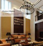 Única cortina do favo de mel da decoração da cor ou máscara cheia das cortinas celulares