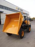 Dumper hydraulique 4WD 3ton Mini Hydraulic
