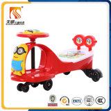 Véhicule musical de torsion de gosses de grossiste de véhicule de bébé de la Chine