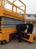 China-Hersteller-mobile selbstangetriebene hydraulische anhebende Plattform