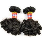 新しい到着のマレーシアのバージンの毛の拡張熱い販売8A Funmiの毛Lbh 278