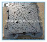 Griglie duttili del burrone del quadrato del ghisa con D400