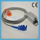 Des GE-Ohmeda erwachsener Fühler Finger-Klipp-SpO2 (Notwendigkeits-Extensions-Kabel) Oxy-F-UNO