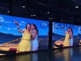 屋外のLED表示を広告する高い明るさデジタルSMD P3 P4 P5屋内P6 P8 P10