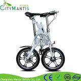 Bicicleta Foldable de alumínio portátil uma bicicleta de dobramento do segundo