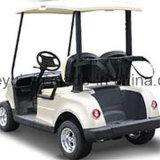 Double- beendetes elektrisches Golf-Auto des Rack& Zahntrieb-Lenk2-seater
