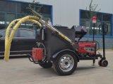 Remorque de réparation routière Asphalte Crack Sealing Machine avec Honda Generator
