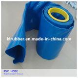 El PVC High-Strength Layflat la manguera de jardín de agua