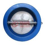 Válvula de verificação Ruído-Dupla da placa - DIN3202 Ks (EN558-1 SÉRIE 16)